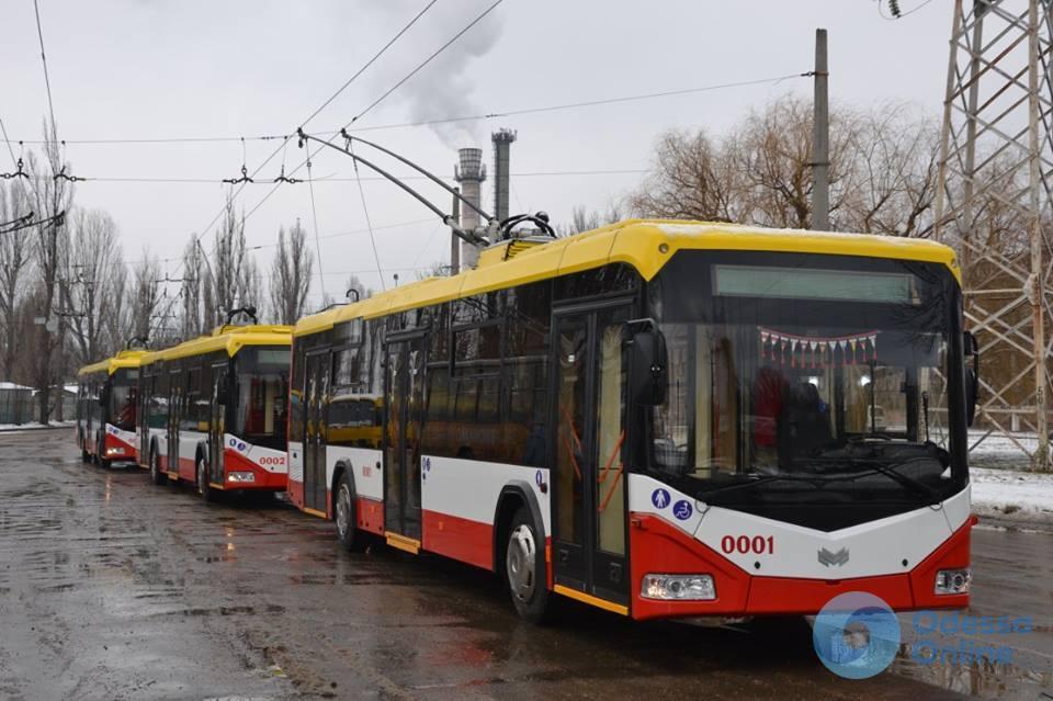 КП «ОГЭТ»: информация о взорвавшемся троллейбусе в Одессе — фейк