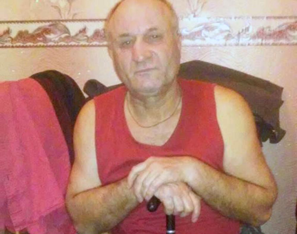 Полиция разыскивает пропавшего мужчину (фото)