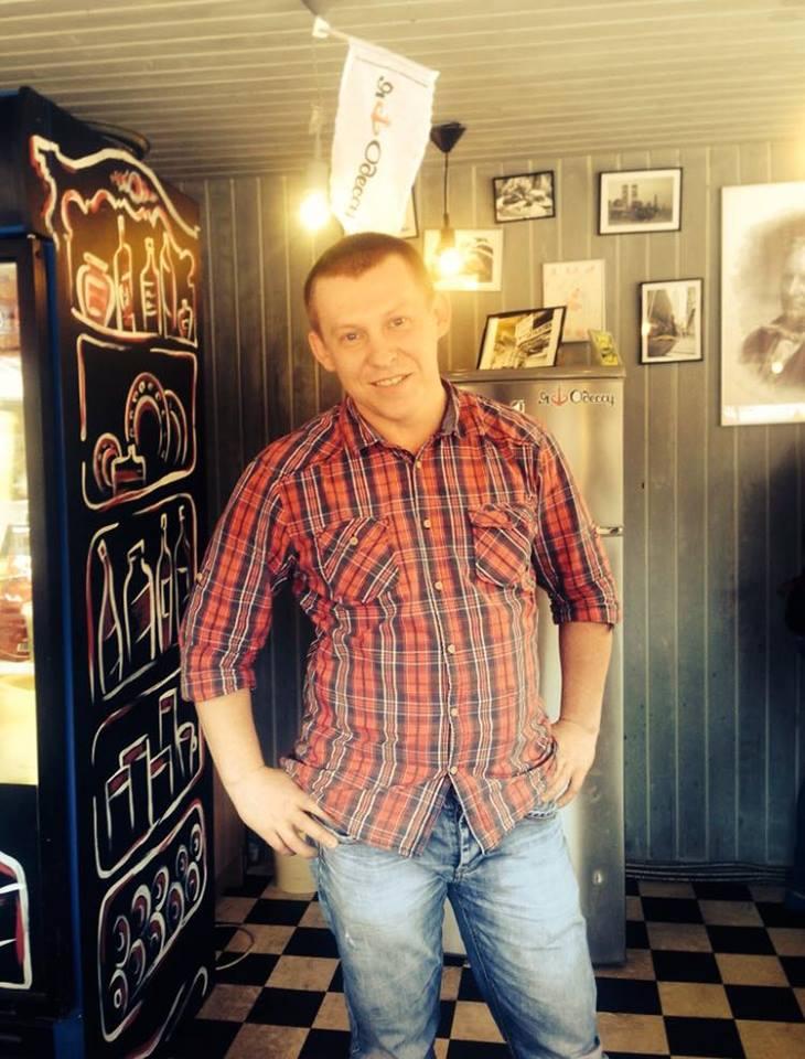 В Киеве убили шеф-повара одесского ресторана
