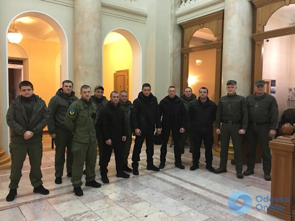 Одесская мэрия: никто из сотрудников муниципальной охраны не поехал в Киев
