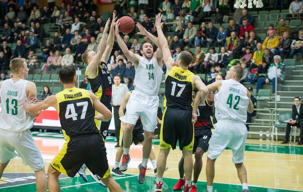 В Южном состоялось одесское областное баскетбольное дерби в рамках Суперлиги