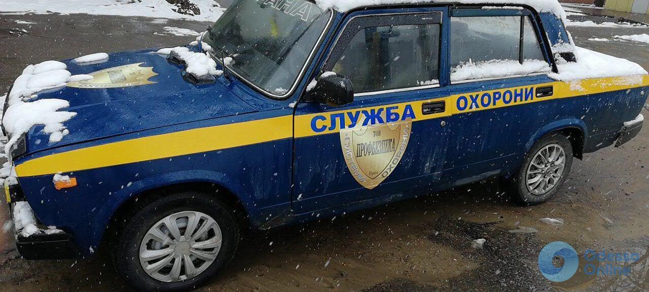 «Профбезпека»: патрульные задержали пьяного охранника за рулем служебного авто