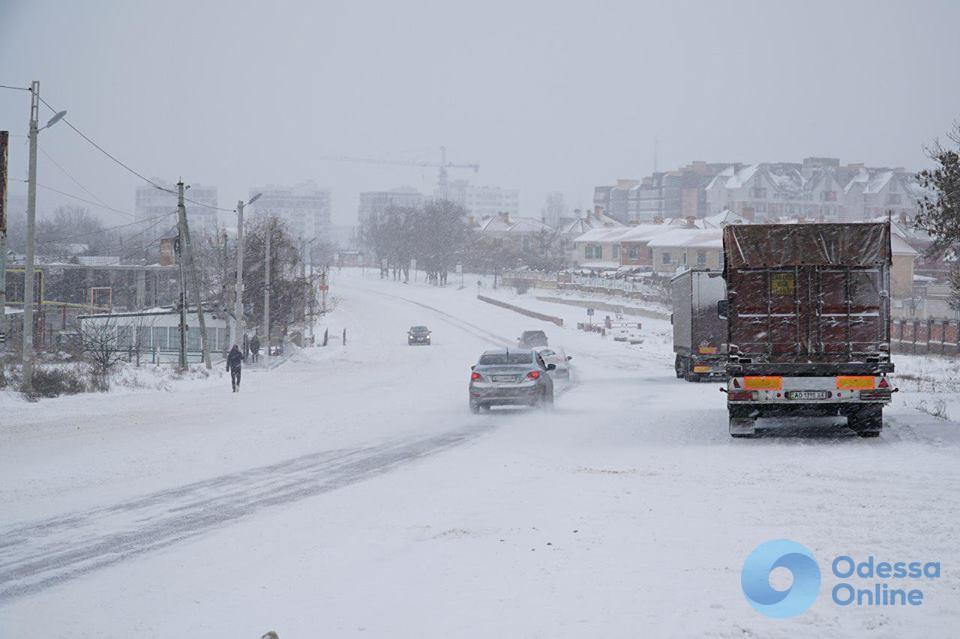 Непогода: количество пунктов обогрева в Одесской области увеличили до 222