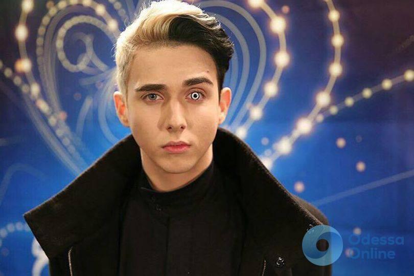 Одесский певец вышел в финал национального отбора на Евровидение