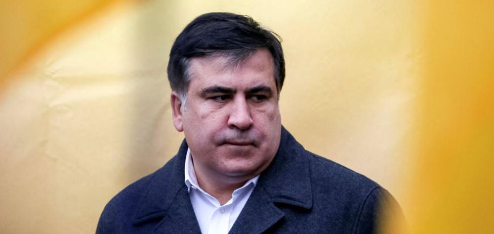 Саакашвили не терпится стать беженцем в Украине