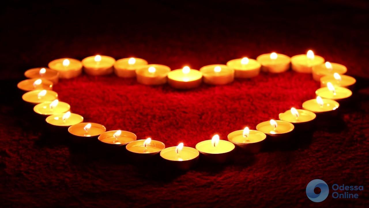 В День Святого Валентина некоторым одесситам отключат свет