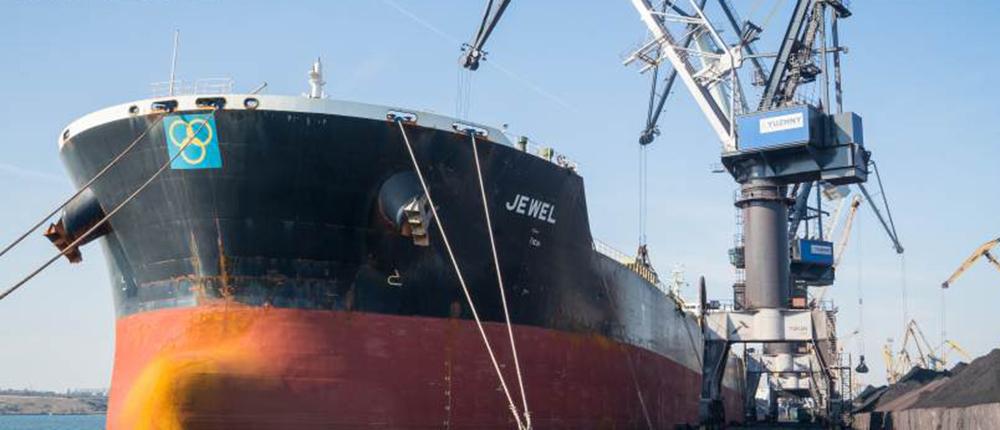 На развитие порта «Южный» потратят более 810 миллионов