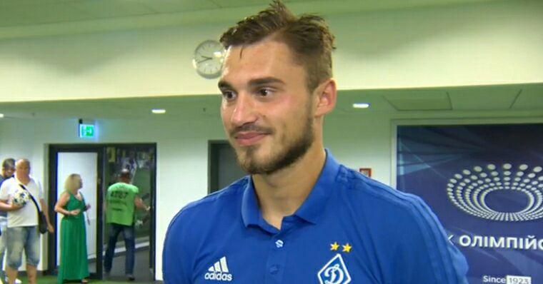 Одесский вратарь сломал ногу на сборах и пропустит матчи 1/16 финала Лиги Европы