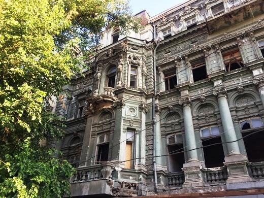 Тендер на восстановление дома Руссова перенесли на весну