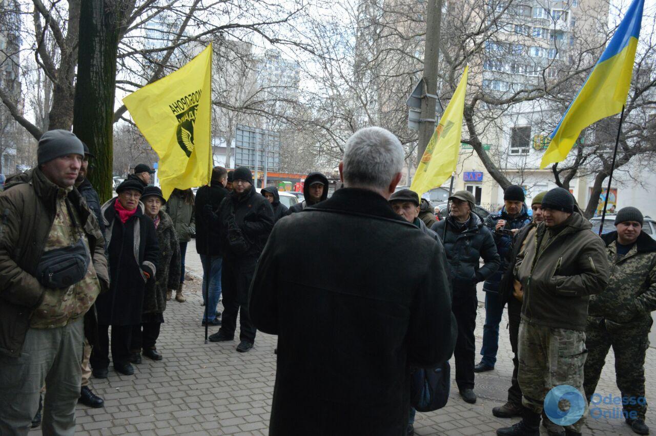 Одесские ветераны лишатся бесплатных обедов: у волонтеров забирают кафе из-за долгов