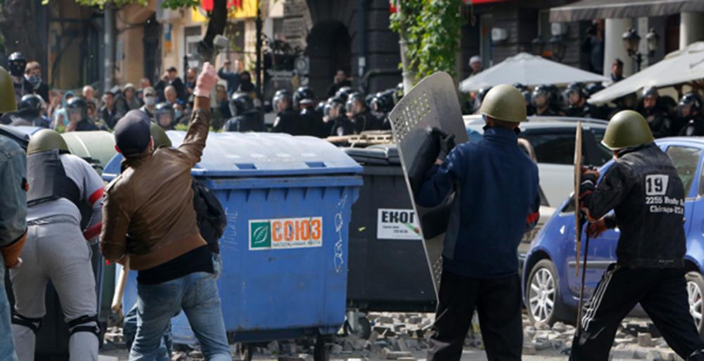 Дело 2 мая: участник массовых беспорядков получил условный срок