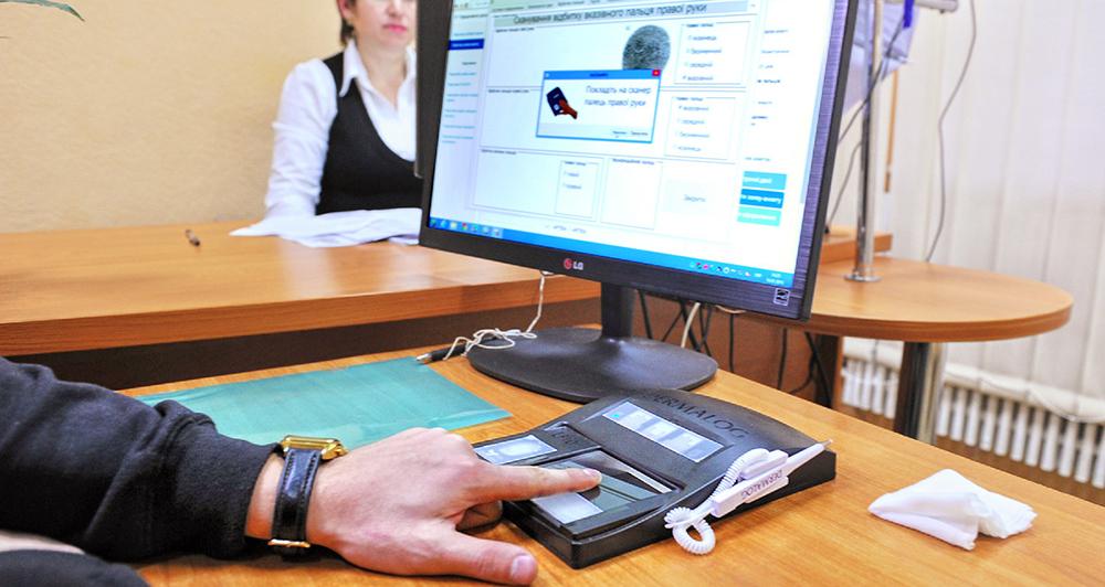 Одесситам на заметку: биометрический паспорт и ID-карту теперь можно получить быстрее