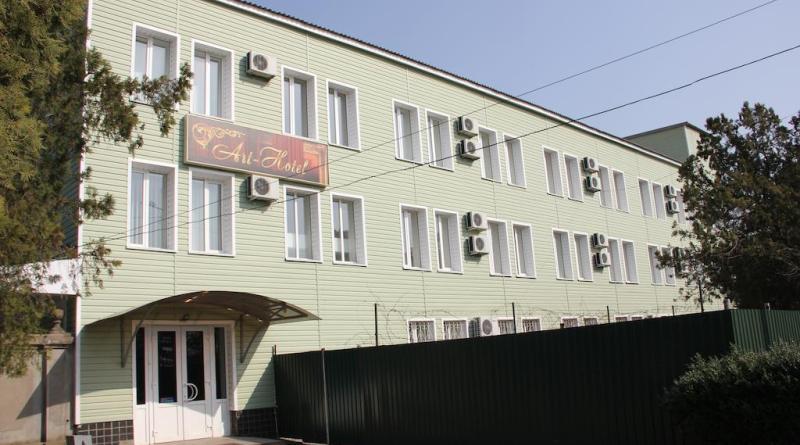 В Одесской области горела гостиница