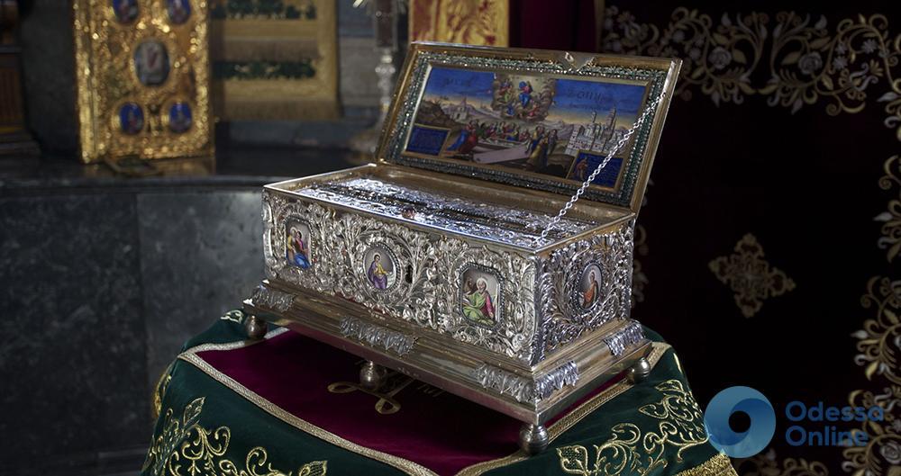 В Одессу привезут православную святыню — Пояс Богородицы