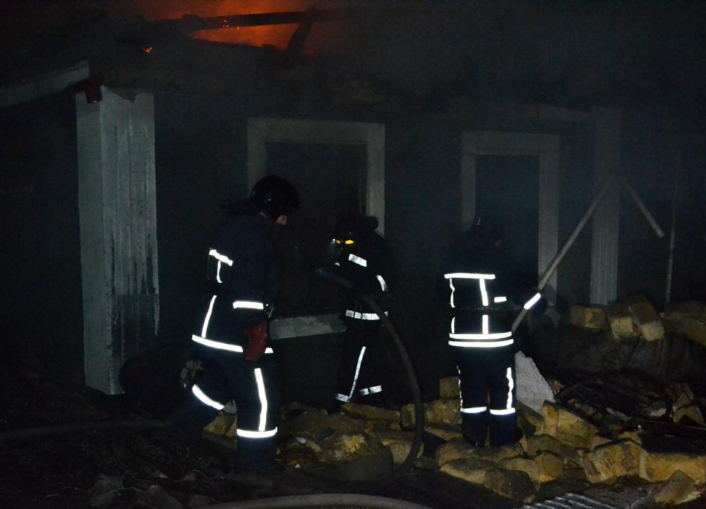 Стали известны подробности взрыва и пожара в Новой Дофиновке