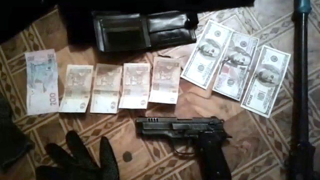 В Одесской области сельчане поймали группу воров