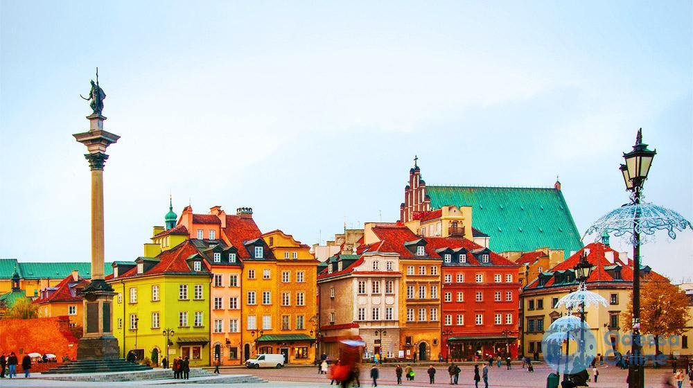 Одесситы смогут чаще летать в Варшаву: авиарейсы будут выполняться два раза в день