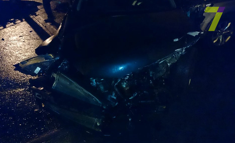 Пять автомобилей и дорожный знак: в Одессе произошло масштабное ДТП