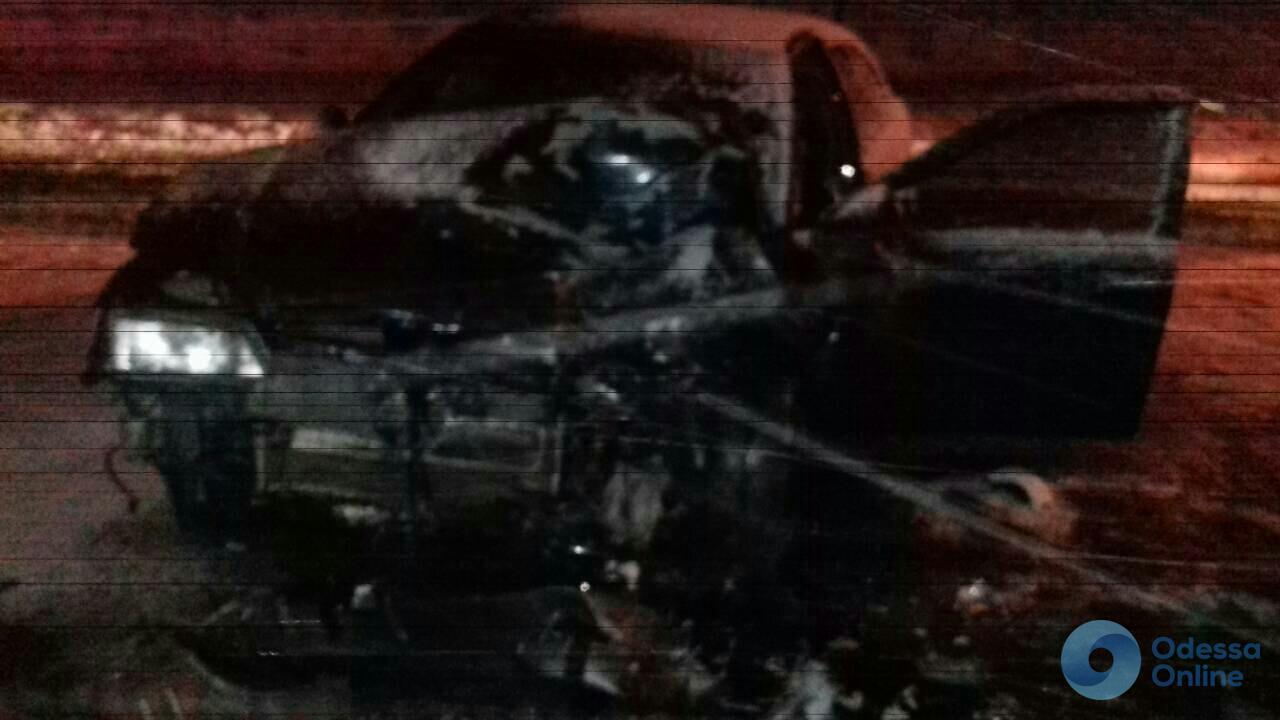 ДТП в Одесской области: погиб мужчина и пострадал его сын-подросток