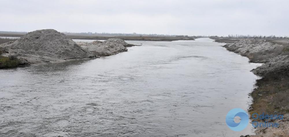 Тилигульский лиман наполняется водой (фото)