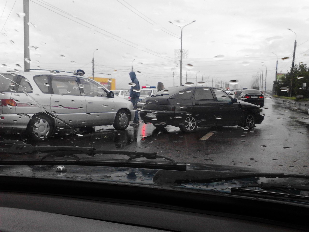 Одесские пробки: проблемы на Николаевской дороге и Атамана Головатого