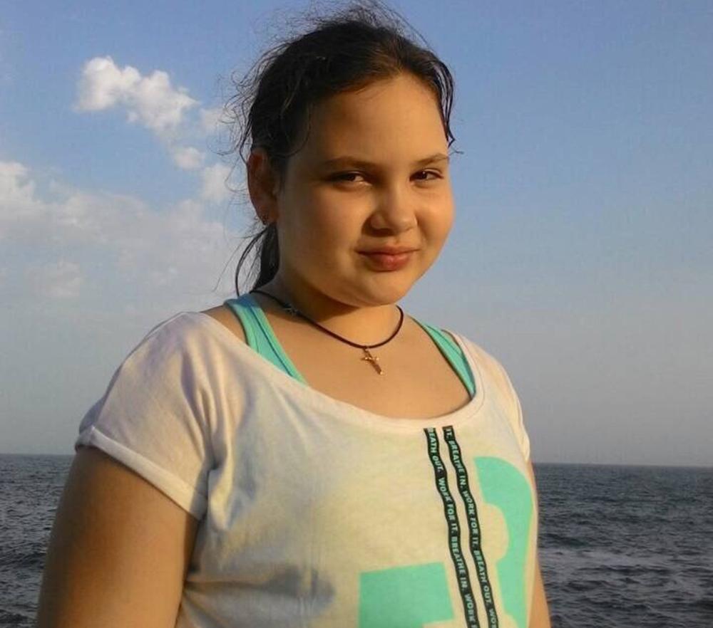 В Одессе ищут 13-летнюю Дарью Булгакову (фото)