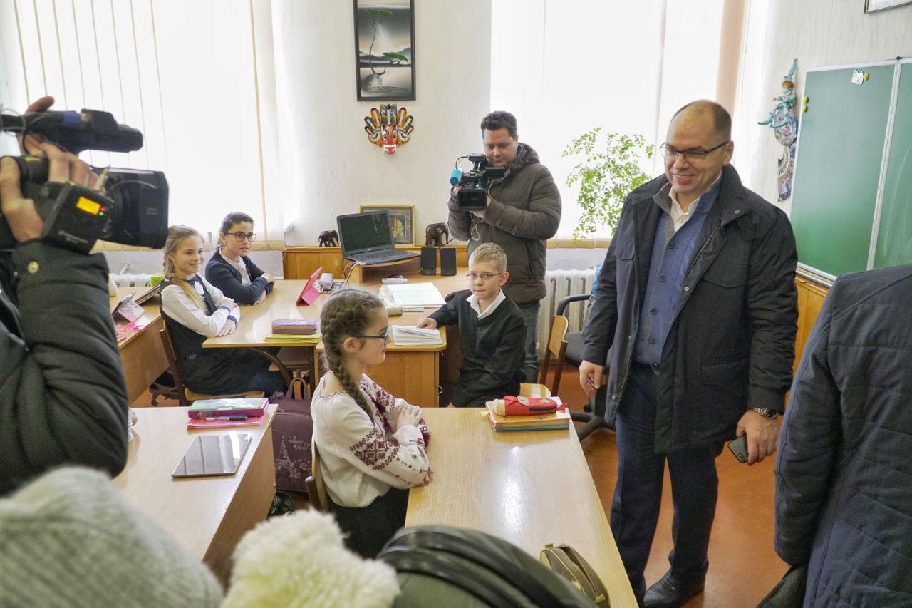 Губернатор Степанов: Wi-Fi должен быть доступным каждому школьнику