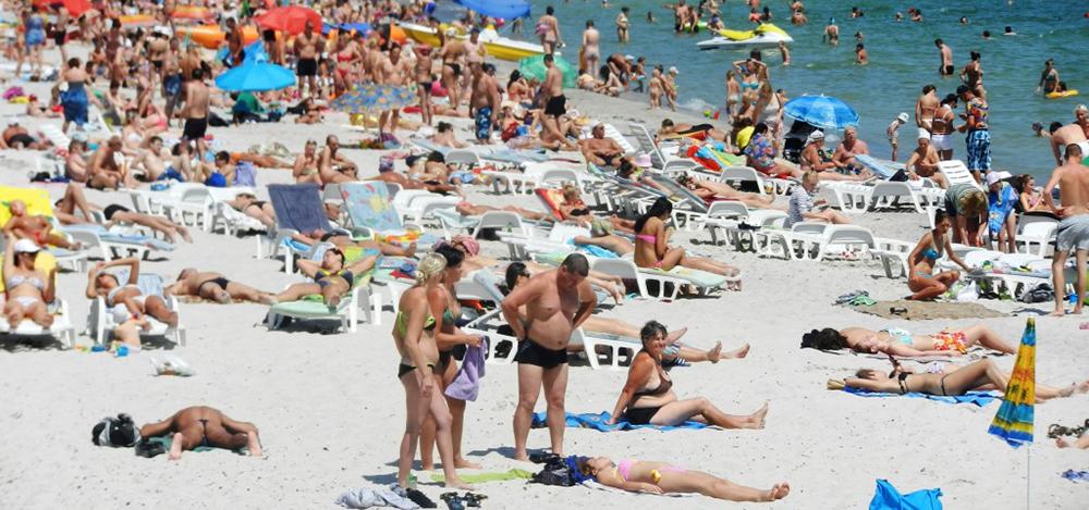 Доступ к морю: город отсудил у частника кусок пляжа в Аркадии