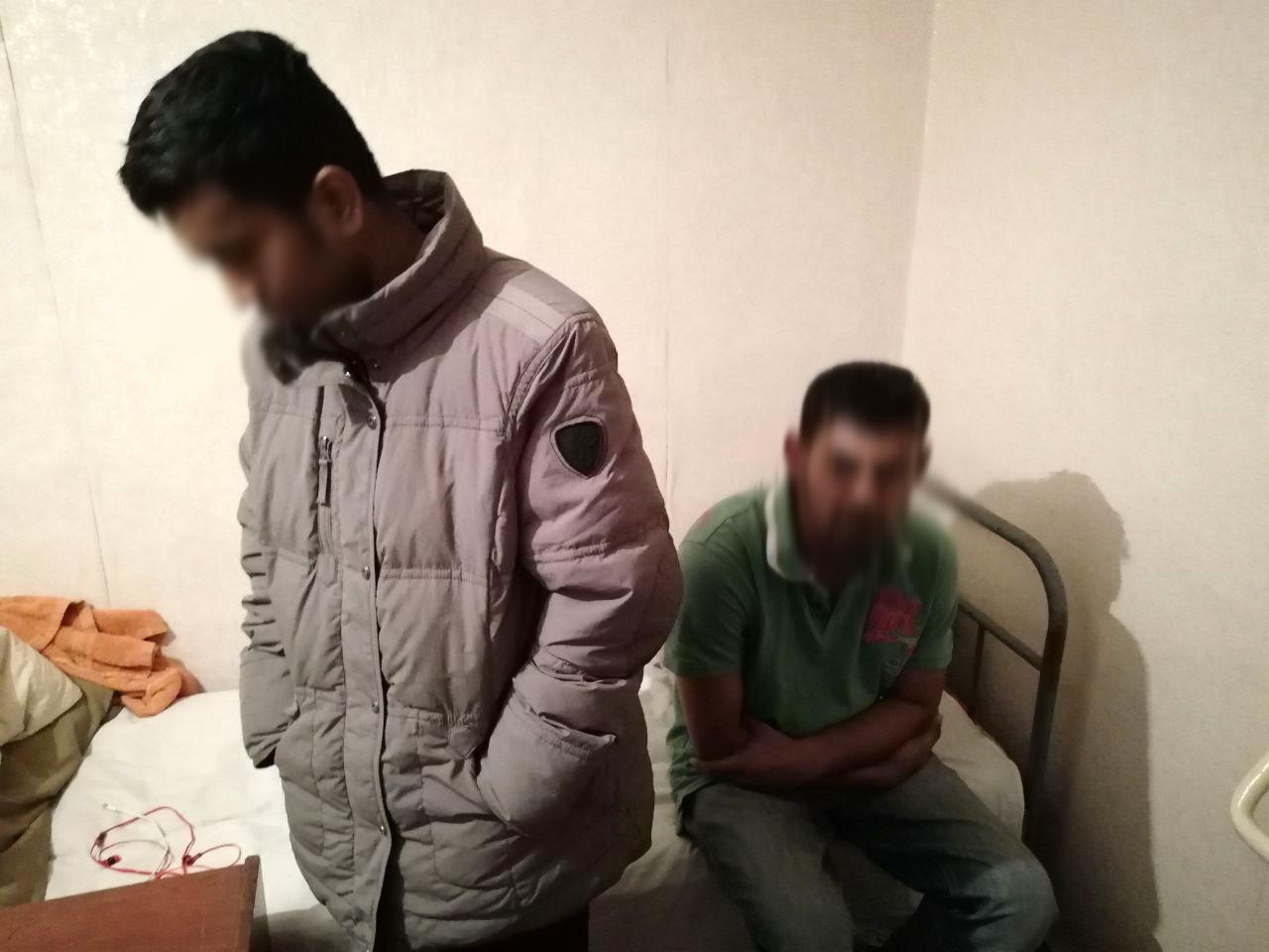 В Одесской области задержали нелегалов из Бангладеш