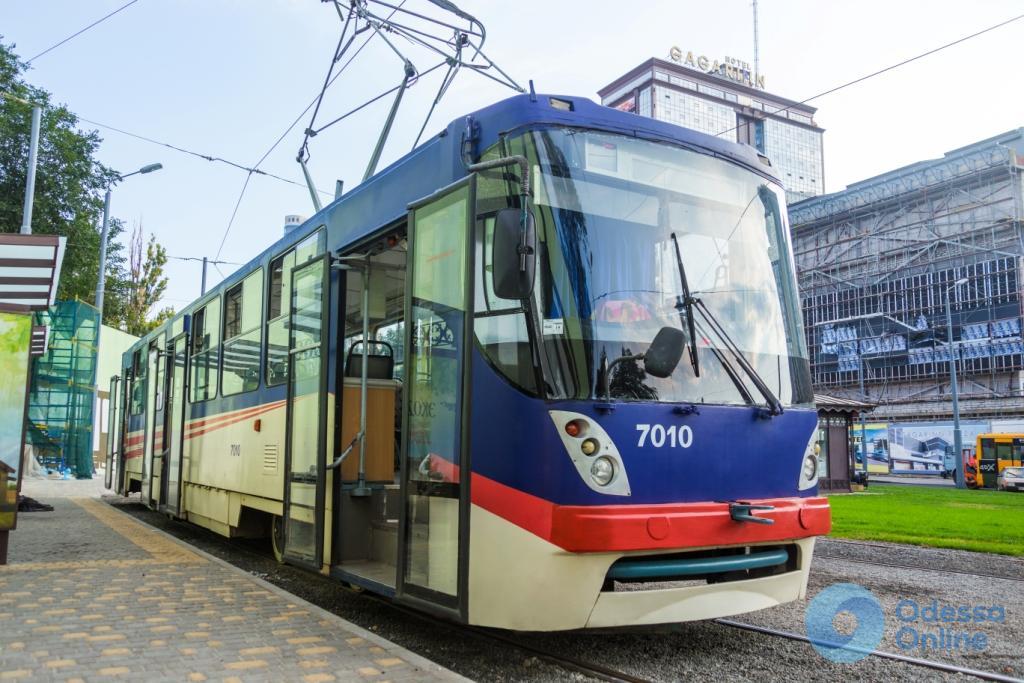 Как в Чехии: в Одессе планируют модернизировать еще 10 трамваев