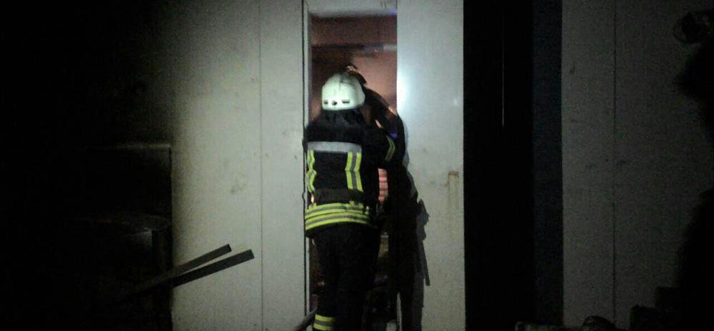 В развлекательном комплексе под Одессой произошел пожар
