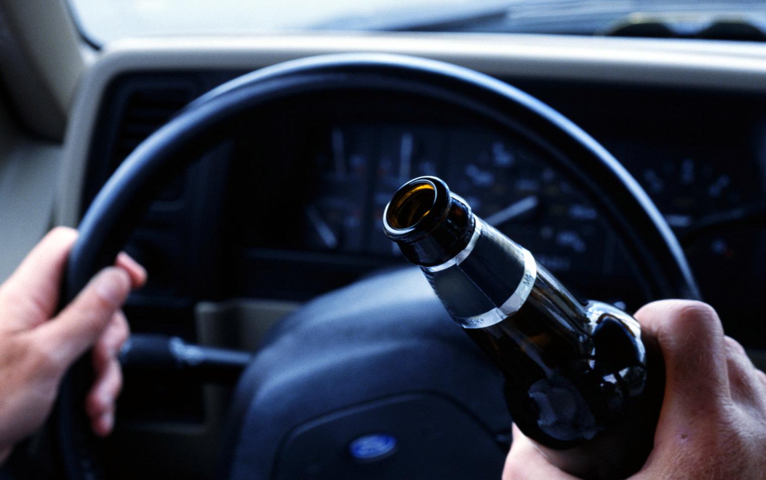 Одесситы не дали пьяному водителю разъезжать по городу