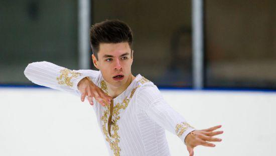 Одесский фигурист 16 февраля дебютирует на Зимних Олимпийских играх