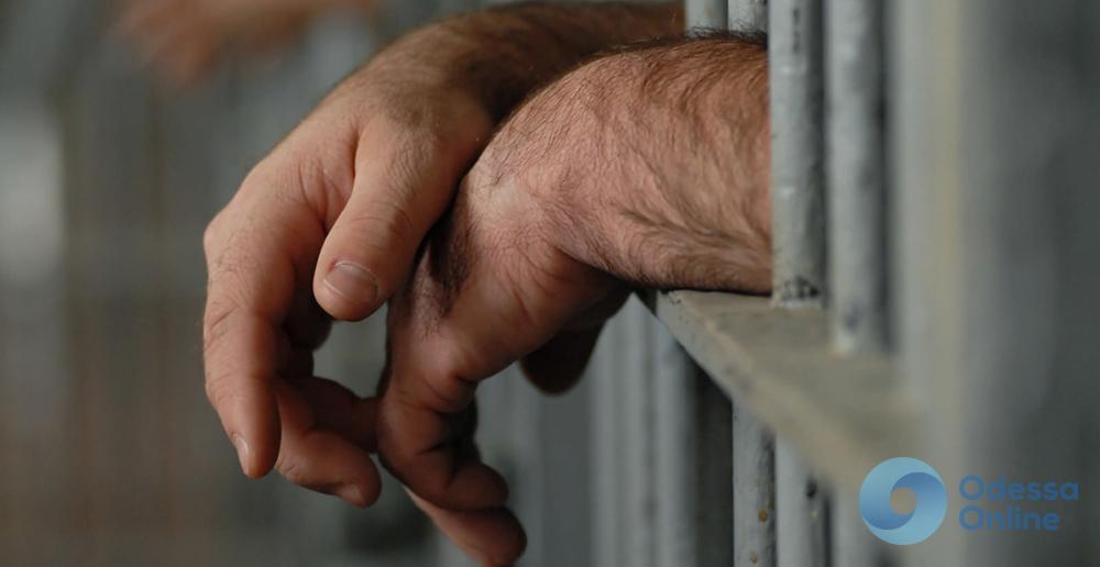Одесса: подозреваемый в участии в боях за ЛНР помещен за решетку