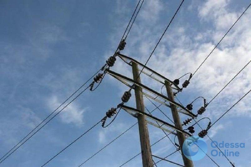 В Одесской области без света остаются 40 населенных пунктов