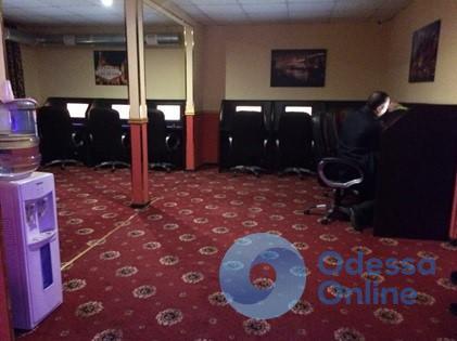 В Одессе «накрыли» очередное подпольное казино