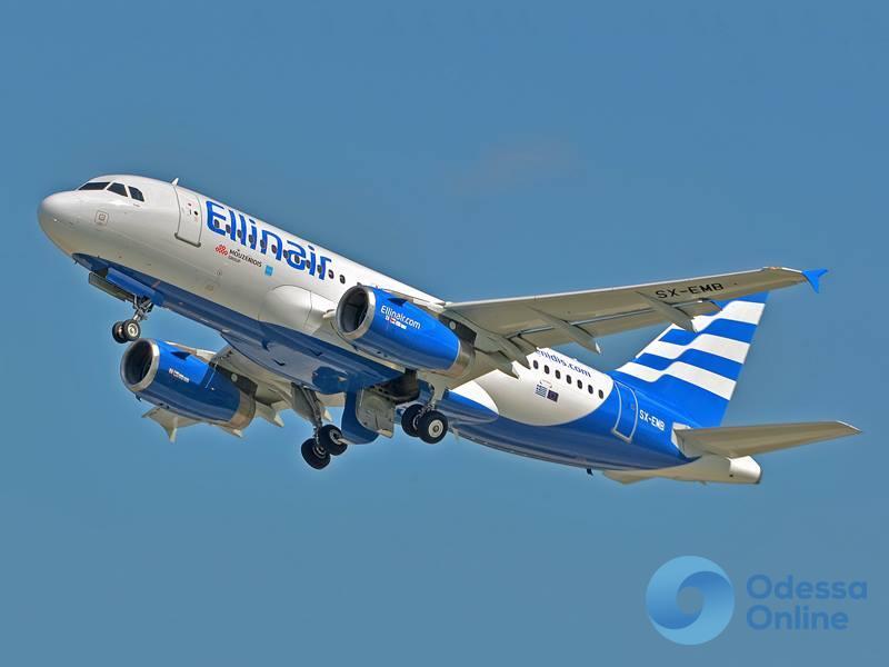 Греческая авиакомпания возобновит прямые рейсы между Одессой и Салониками