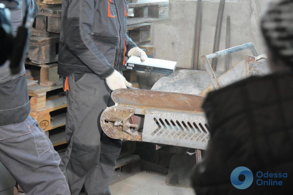 В Одесской области сожгли 900 тысяч пачек сигарет