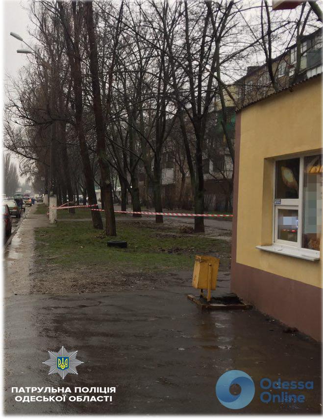 Стрельба на Гайдара: благодаря полицейским никто не пострадал
