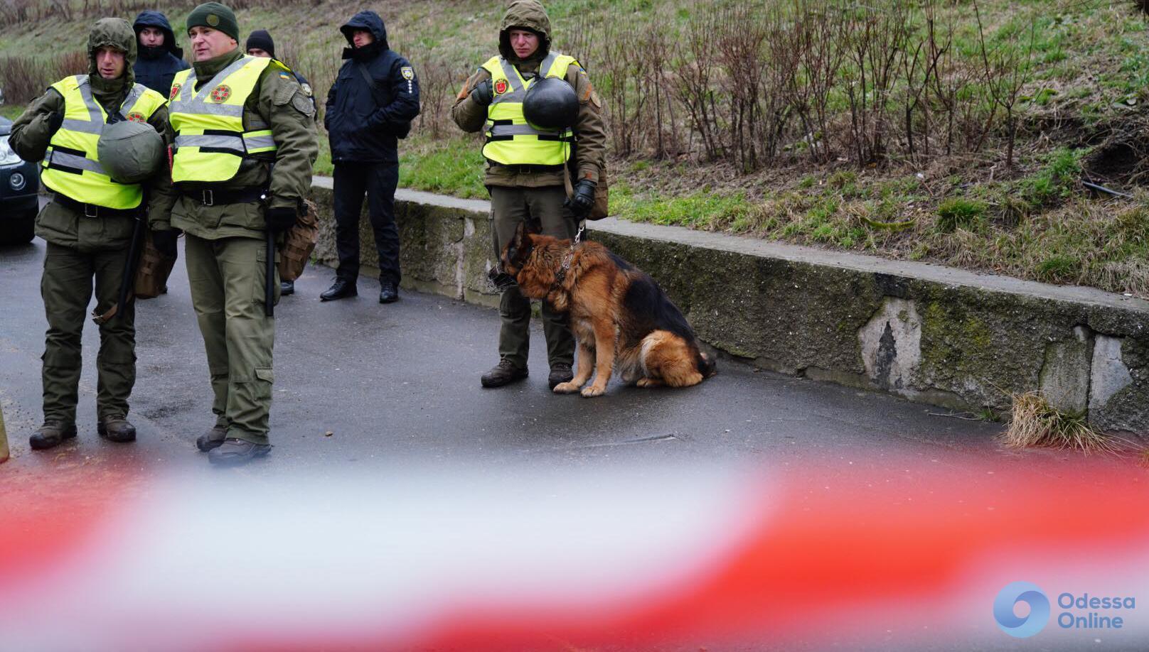 Одесса: Генконсульство РФ снова «заминировали»