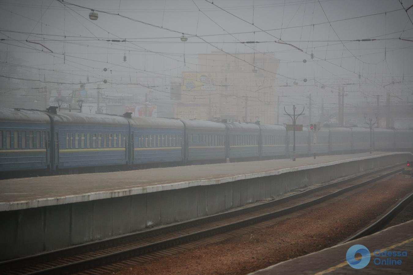 «Укрзализныця» назначила дополнительные поезда из Одессы