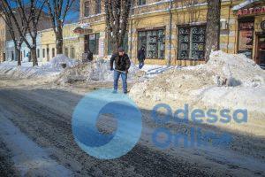 В Одессе встретили первый день весны (ФОТОРЕПОРТАЖ)