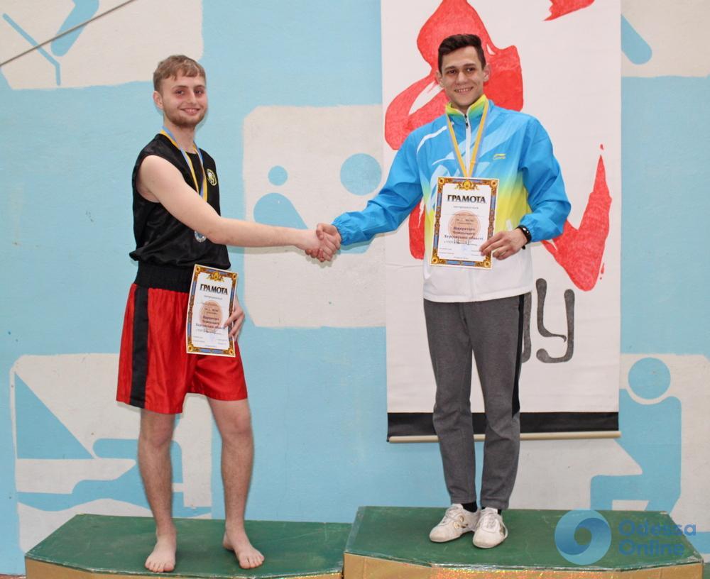Одесситы завоевали 18 медалей Открытого чемпионата Херсонской области по контактному ушу
