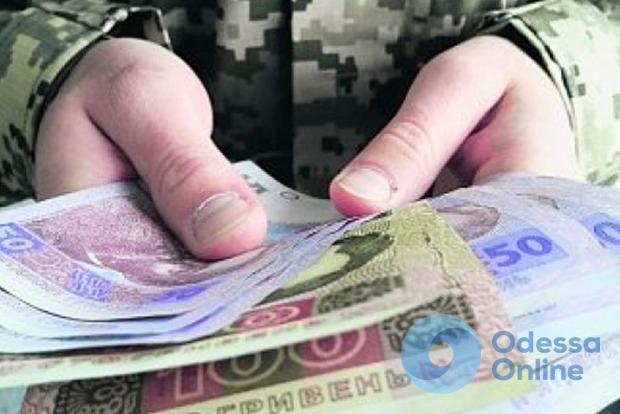Одесским военнослужащим компенсируют стоимость аренды жилья
