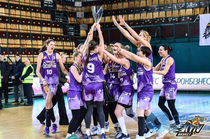 Капитан одесского женского баскетбольного клуба – об успешном сезоне-2017/18