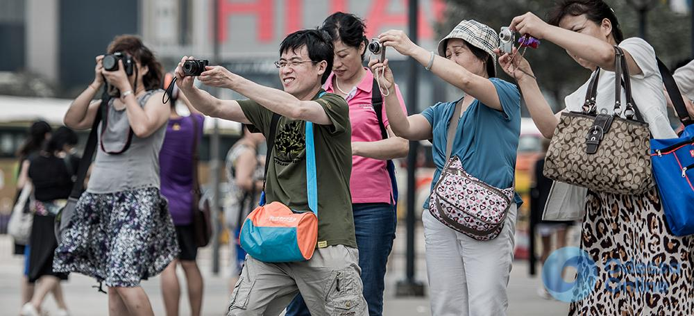 Одесса: количество китайских туристов стремительно увеличивается