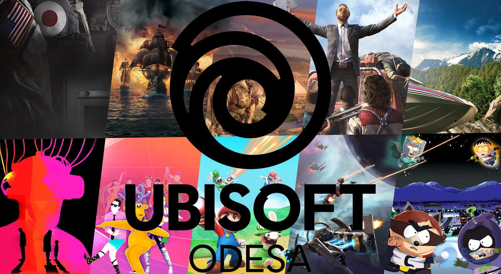 Ubisoft Odesa: топовый французский разработчик компьютерных игр заходит в Южную Пальмиру