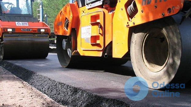 Одесским дорожникам нужен месяц для завершения ремонта на Пересыпи