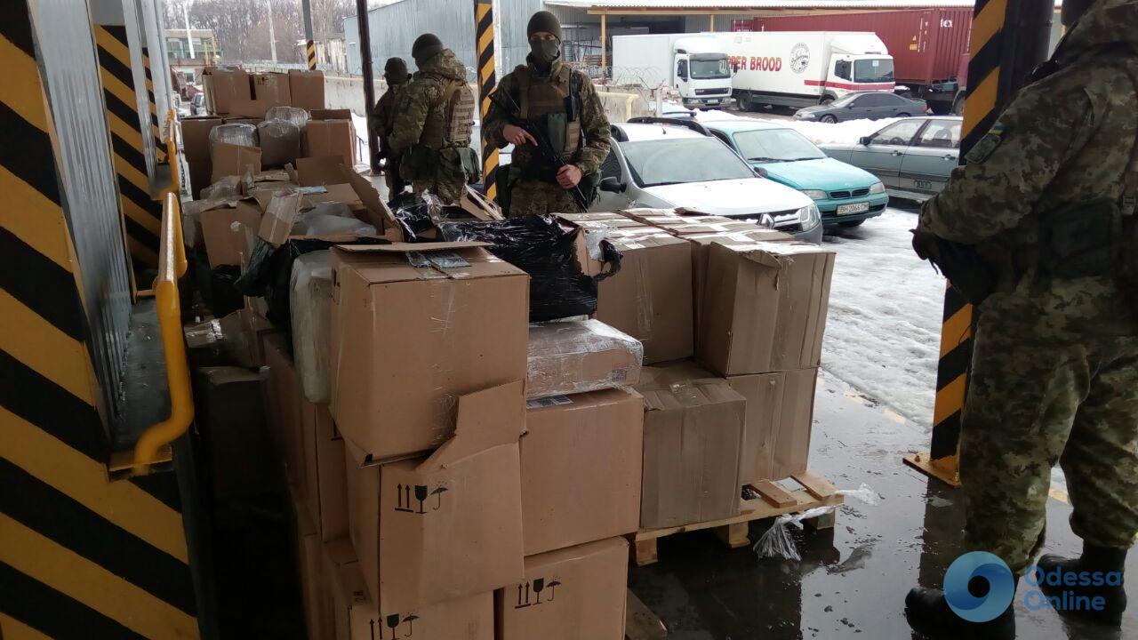 В Одессе и области изъяли тонны контрафактного алкоголя