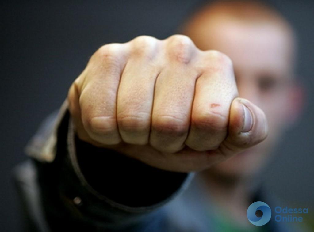 В Одессе активист ударил «куликовца»